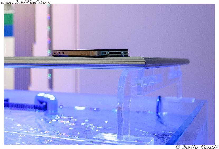 interzoo 2014: lo stand ati con la nuova sirius led ed i ... - Plexiglass Per Acquario Fai Da Te