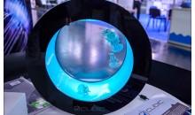 Interzoo 2014: Acquari per le meduse da CubicAquarium