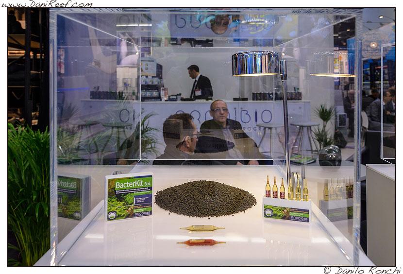 AquaGrowth Soils allo Stand Prodibio alla fiera Interzoo di Norimberga 2014