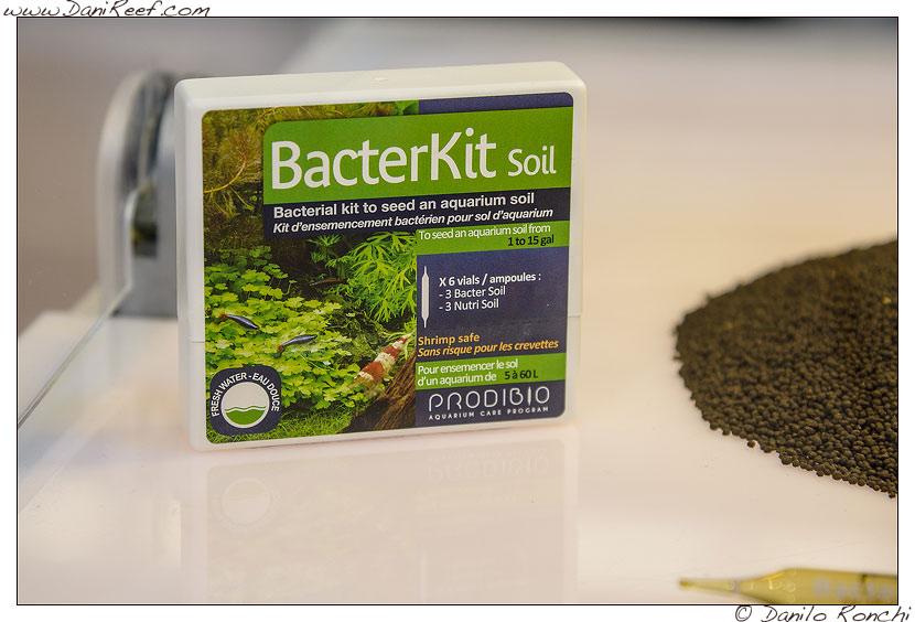 BacterKit Soil allo Stand Prodibio alla fiera Interzoo di Norimberga 2014