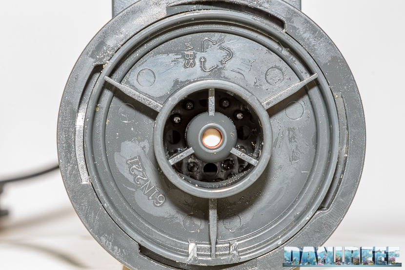 Schiumatoio Vertex Omega 180i - pompa PSK1000 a corredo
