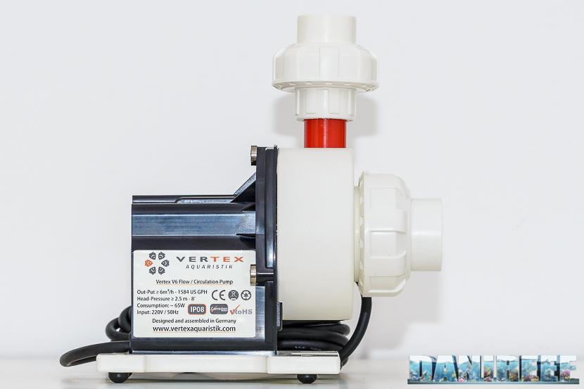 Vertex V6 pump