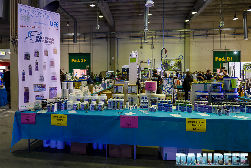Acquatic Life alla fiera PestFestival di Piacenza 2014
