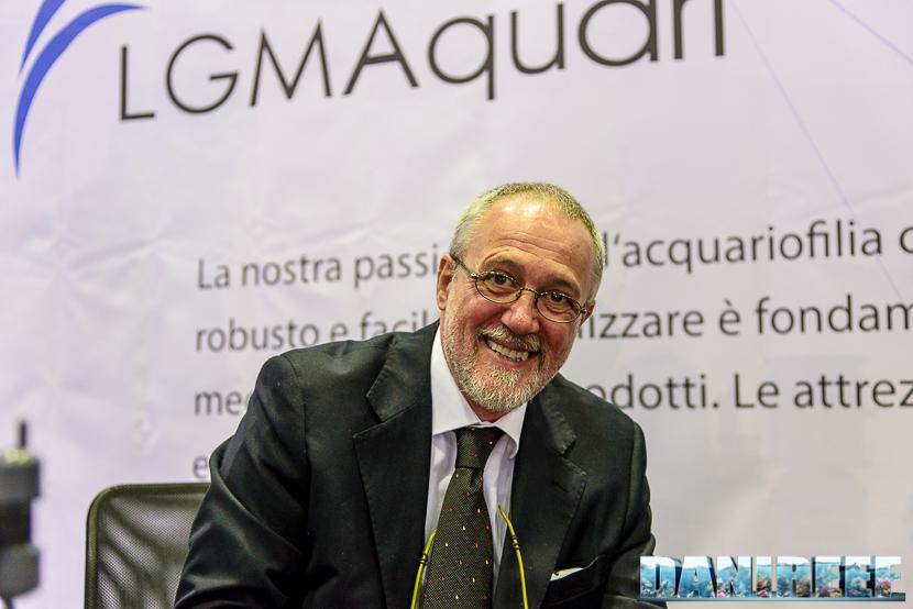 Geppy di LGMAquari presso Piacenza PetsFestival 2014