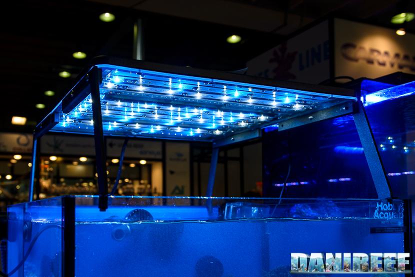 Plafoniera Aquatronica presso il Piacenza PetsFestival 2014