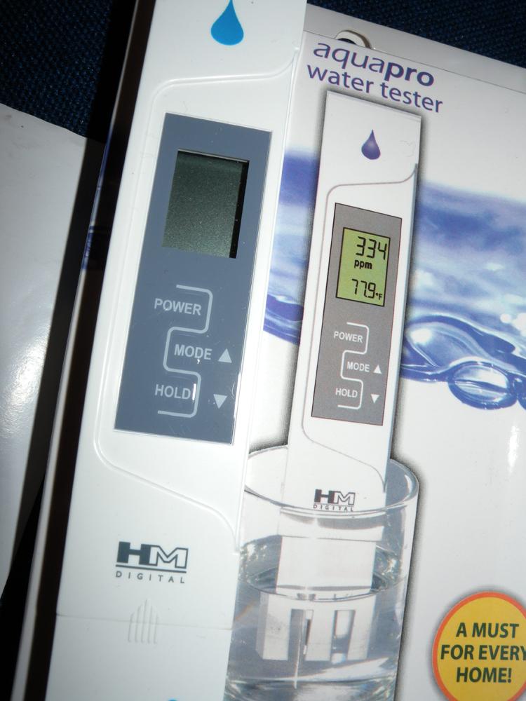 I valori chimico fisici dell'acqua - il pH
