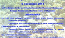 1° Convegno Acquariologia Marina a Pordenone il 9 novembre 2014