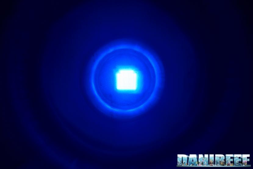 Orphek Azurelite - torcia a led per coralli - focus beam