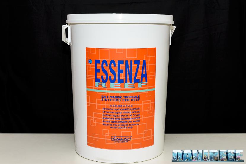 Sale marino equo essenza secchio 25 kg