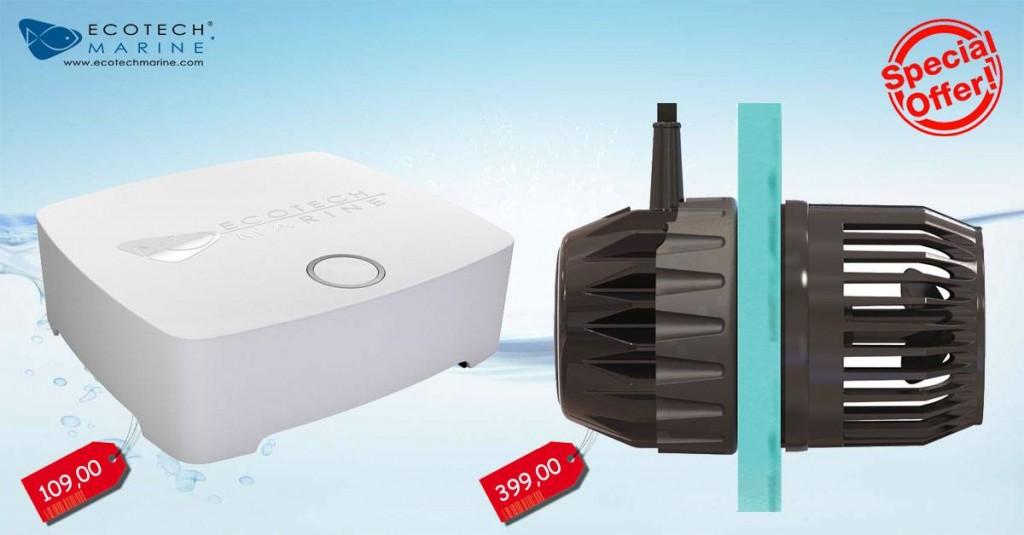 Offerta Ecotech Marine Vortech e SmartLink