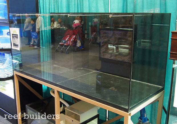 un nuovo modo di costruire grandi acquari da das aquariums