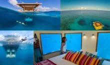 Vivere dentro un acquario? Il fantastico Manta Resort a Pemba Island in Tanzania