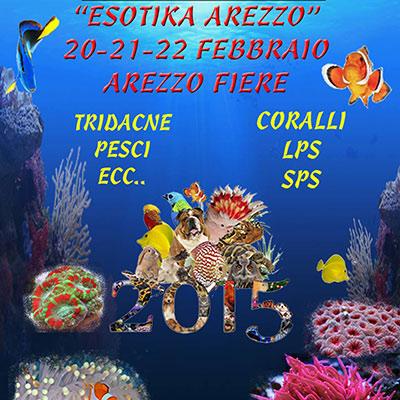 Exotica 2015 Arezzo