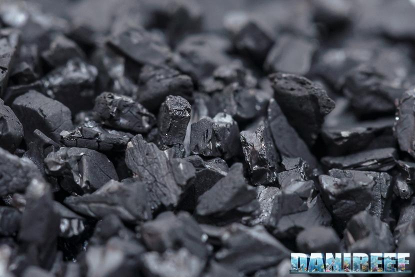 Carbone attivo in scaglie (Equo)