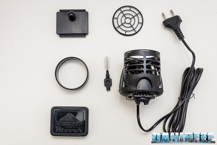 pompa rossmont mover mx 15200 - contenuto della confezione