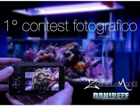 contest fotografico zoanthus mania danireef