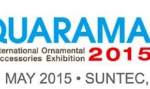 Aquarama 2015 dal 28 al 31 Maggio a Singapore