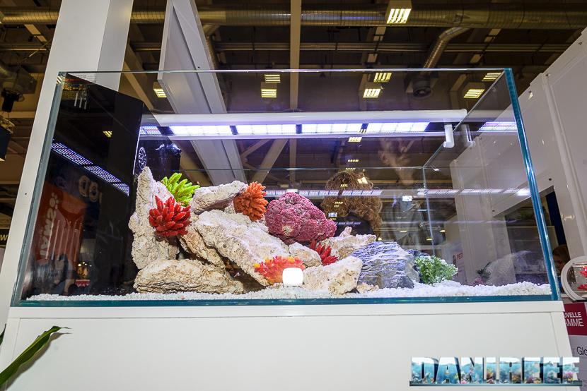 Zoomark 2015 - lo stand aquatlantis - soluzione acquario completa