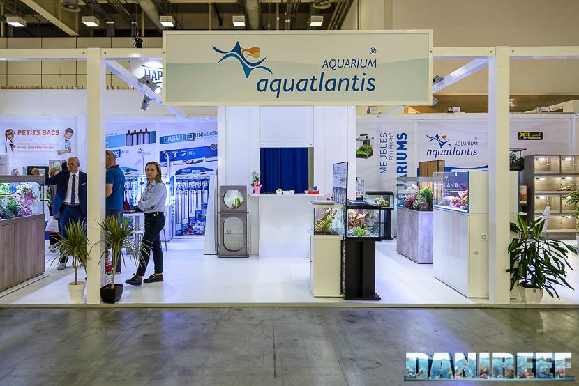 Zoomark 2015 - lo stand aquatlantis