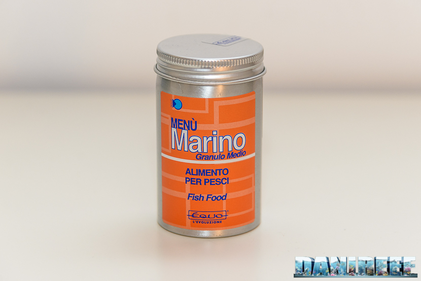 Equo Menu Marino