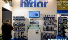 Zoomark 2015: lo stand Hydor con le nuove pompe Koralia di terza generazione e lo stand Prodibio