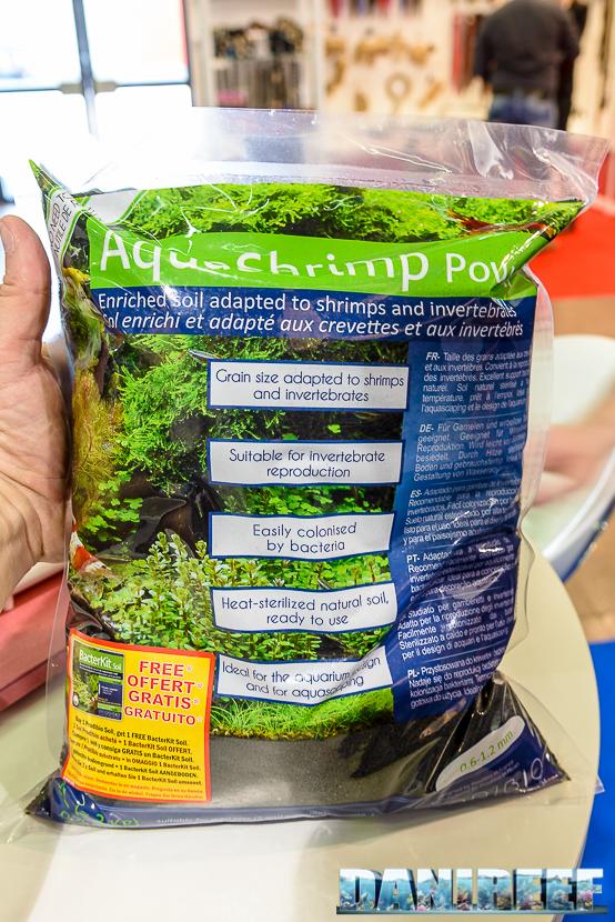 aqua shrimp powder prodibio allo zoomark 2015