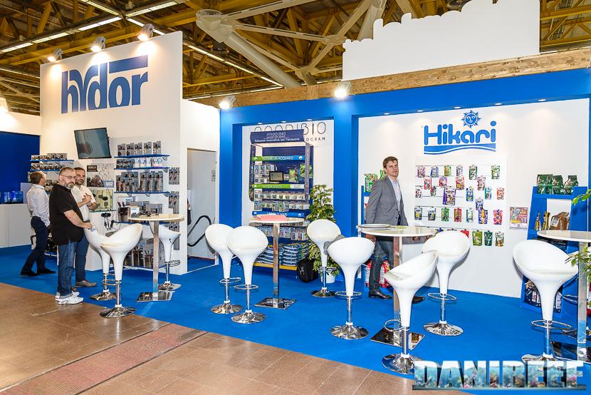 zoomark international 2015: stand hydor