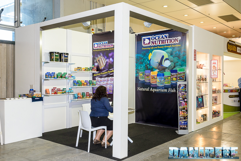 zoomark international 2015: stand ocean nutrition