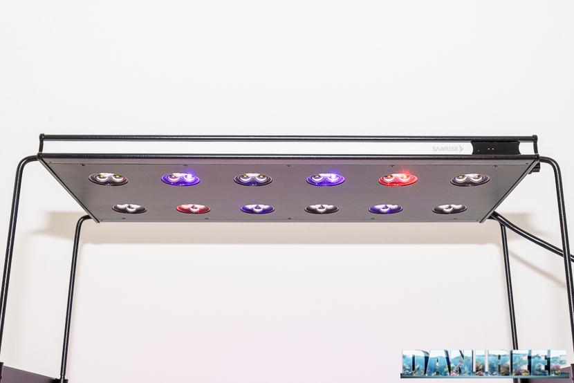 Plafoniere Led Per Acquari Marini Cinesi : Ledlight shop gf elettronica illuminazione led kit di