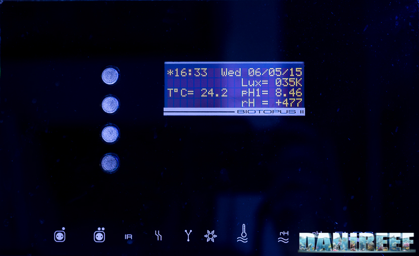misurazione slide&led ceab con elos biotopus