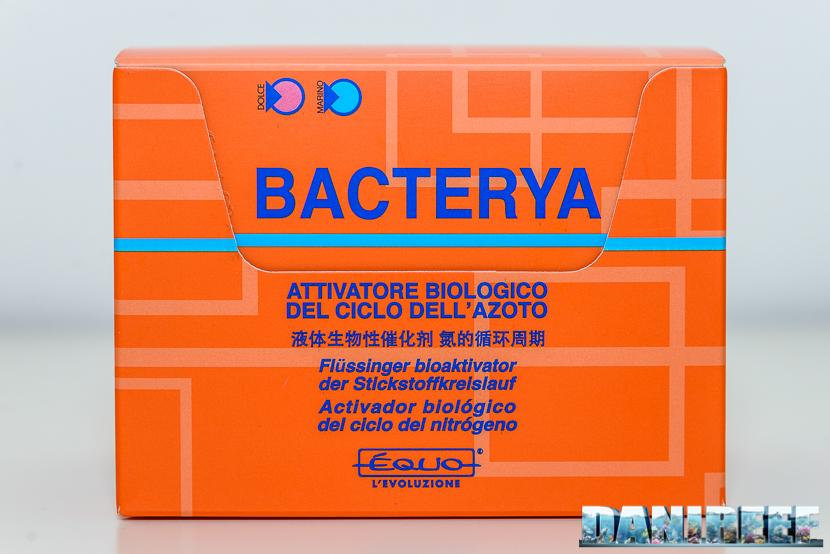 Equo Bacterya - fiala di batteri per acqua dolce e marina