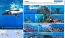 Ocean Street View – il nuovo servizio di mappe subacquee di google si amplia ancora