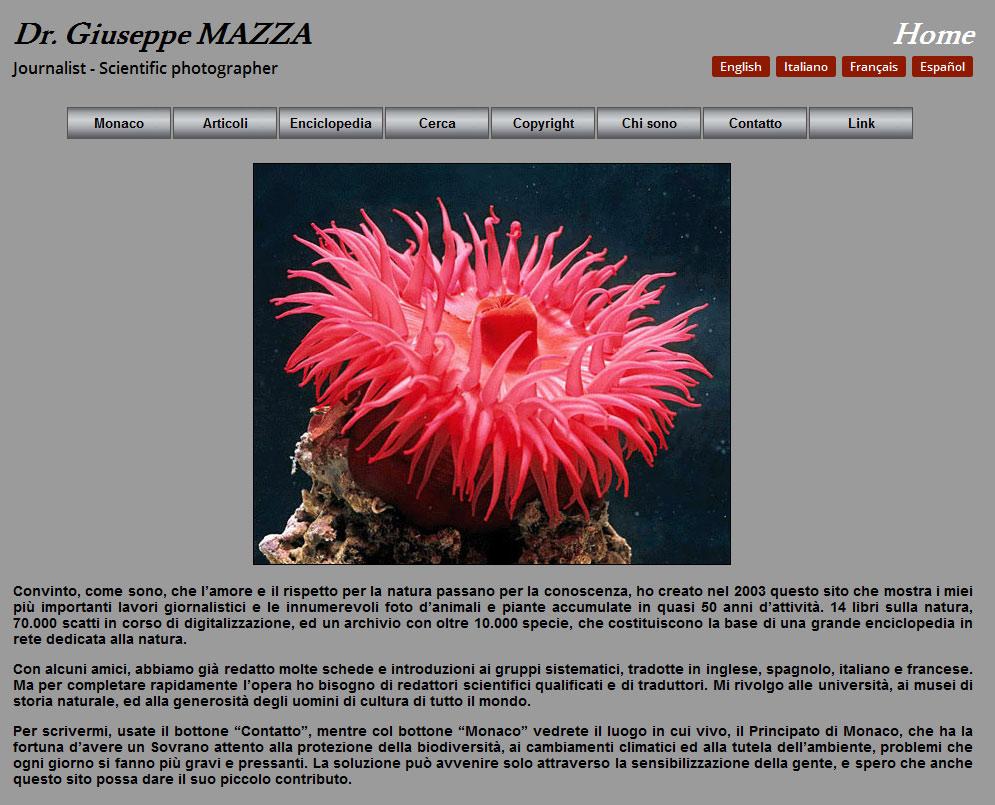sito photomazza sugli animali