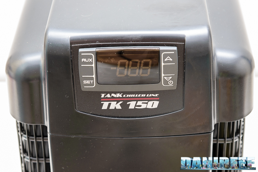 Refrigeratore teco tank tk 150 by danireef - display