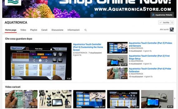aquatronica-su-youtube