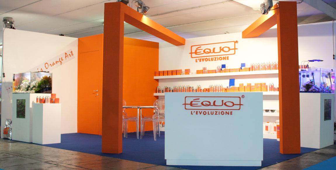 stand Equo al NAQ 2015 - Napoli Aquatica