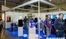 PetsFestival 2015: lo stand Tekno Green – Planctontech – Acquari Malberti