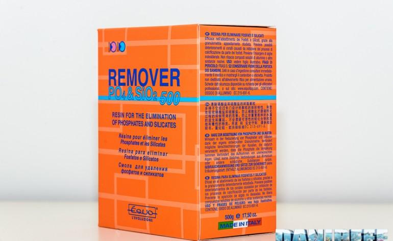 Resine equo remover po4 sio2 resine anti fosfati e anti silicati recensione - Test dello specchio ...