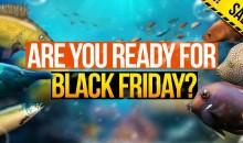 Black Friday 2019 e acquario: Scoprite tutte le offerte nei negozi fisici e online