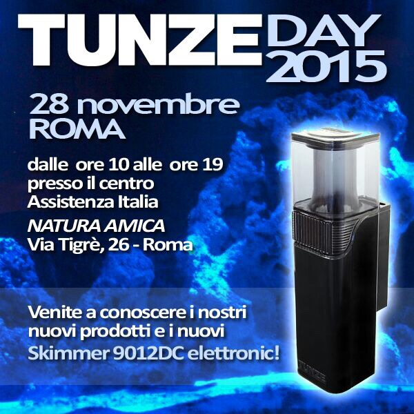 tunze day roma