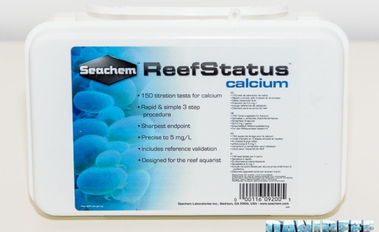 Seachem reefstatus calcium test kit review - Test dello specchio ...