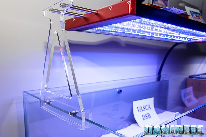 Plafoniere A Led Blu : Plafoniera a led bluartica con raffreddamento liquido e