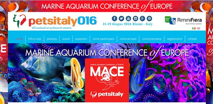 Mace - Petsitaly 2016 a Rimini