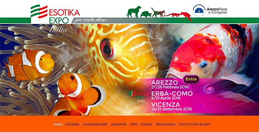 Esotika 2016 ad Arezzo