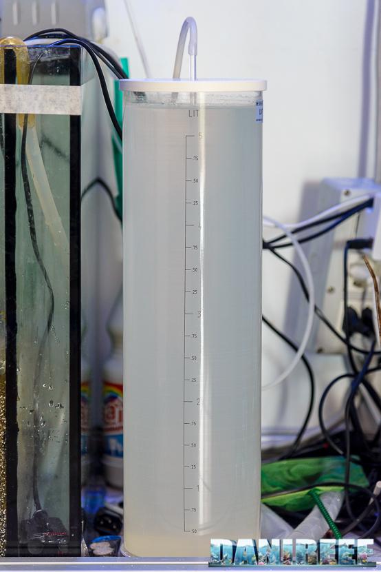 Ultra Reef Vessel Tank con Kalk Wasser