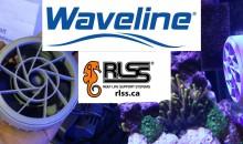 Wavepuck: una innovativa pompa di movimento marcata Waveline