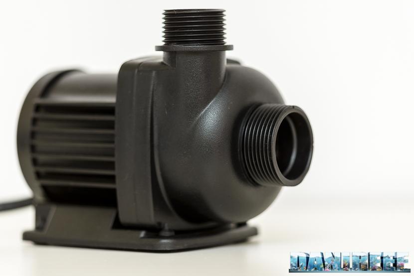 Waveline dc6000 pompa di risalita a corrente continua for Pompa per pulizia acquario