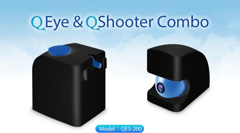Qeye e Qshooter per il controllo dell'acquario da remoto