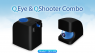 Sfiziose novità da AutoAqua: QEye (telecamera), QShooter (mangiatoia) e misuratore di TDS