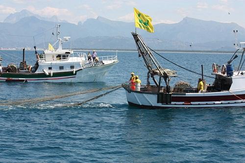 Foto Pesca Imbarcazione 4 Coldiretti